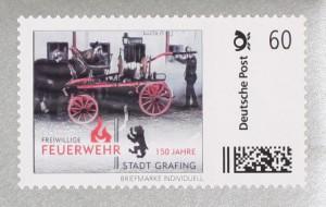 Deutsche Post Feuerwehr Grafing - (c)2014 Thomas Hümmler München Grafing