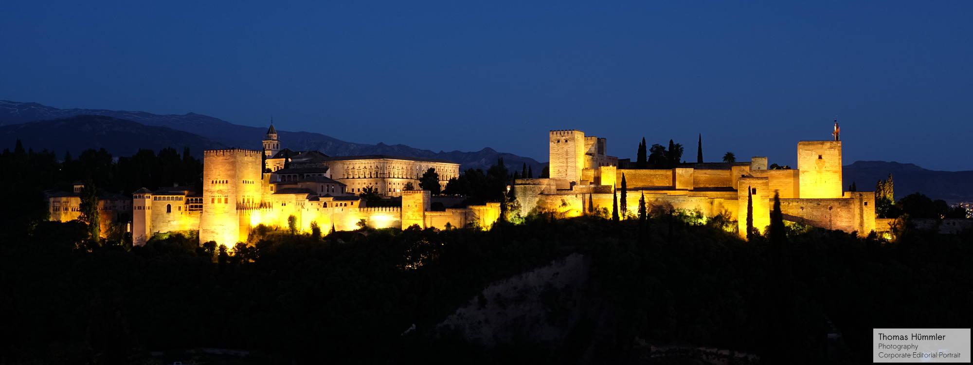 Alhambra, Granada - (c)2014 Thomas Hümmler - München - Grafing