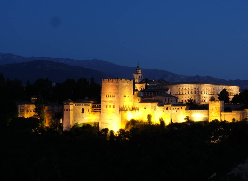 Alhambra Granada - (c)2014 Thomas Hümmler – München · Grafing