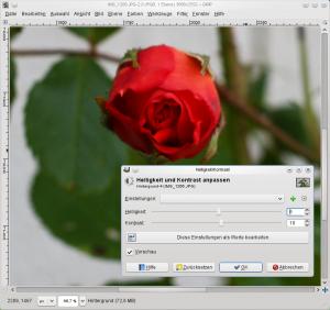 GIMP ist eine kostenlose Alternative für Photoshop; und für Fotografen gut geeignet