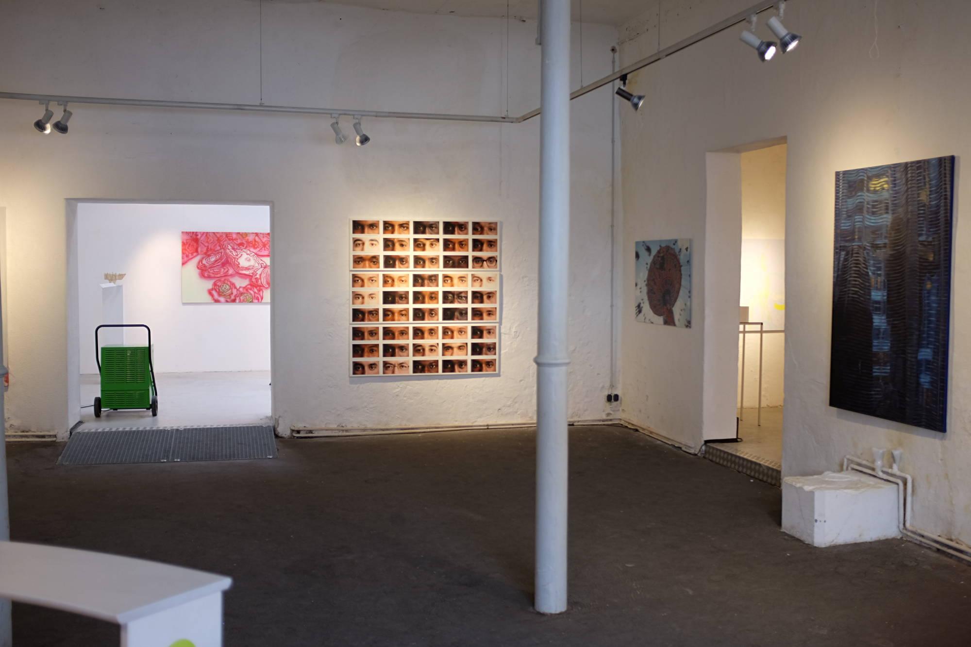 3 Wochen vor der Ausstellung in Ebersberg