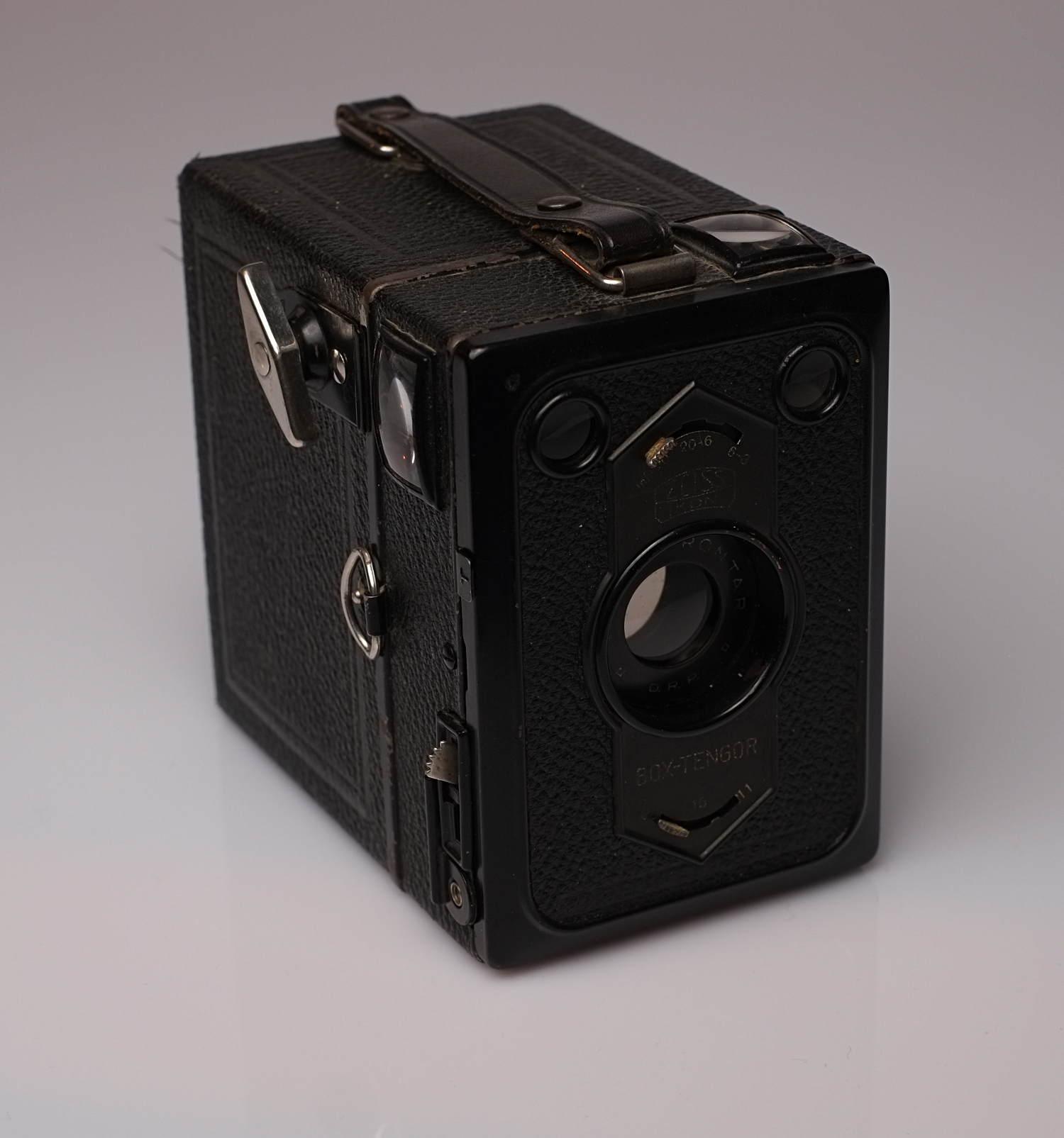 Mittelformat-Kamera für 10 Euro