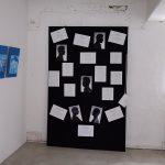 Gegenlicht-Collage im Kunstverein