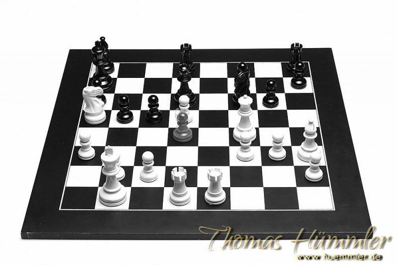 the next move: aus der Partie Kasparov – Topalov, Wijk an Zee 1999 (c)2016 Thomas Hümmler – München · Grafing