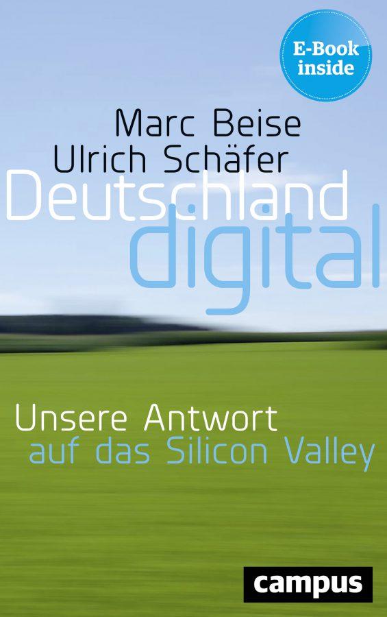 """Cover von """"Deutschland digital"""", erschienen im Campus Verlag"""